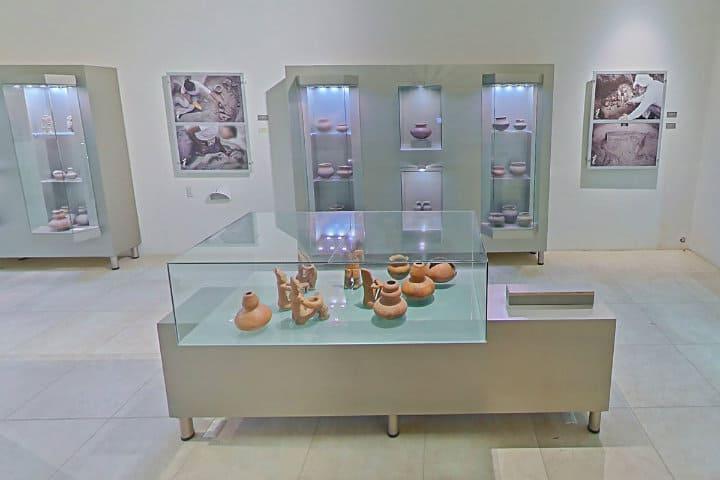 museo arqueología mascota jalisco