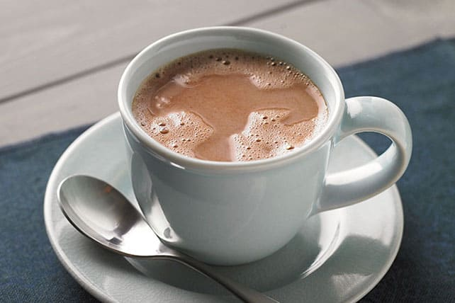 Chocolate caliente. Foto: Myfoodandfamily