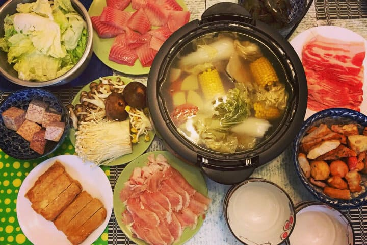 cena año nuevo chino