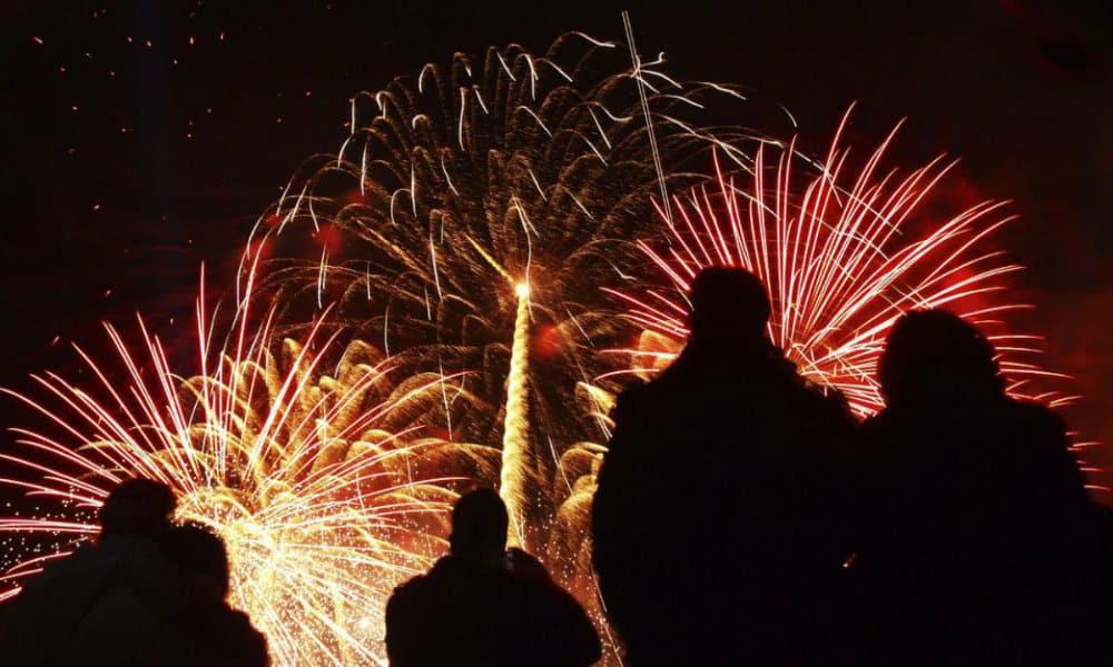 Primeros países en recibir año nuevo