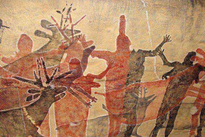 que hacer en loreto pinturas rupestres