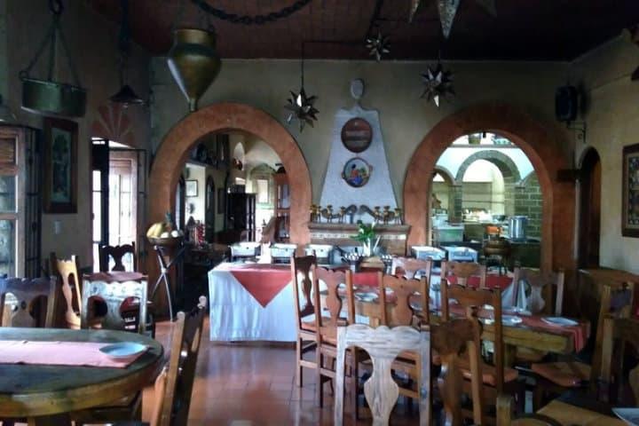 restaurante el adobe taxco