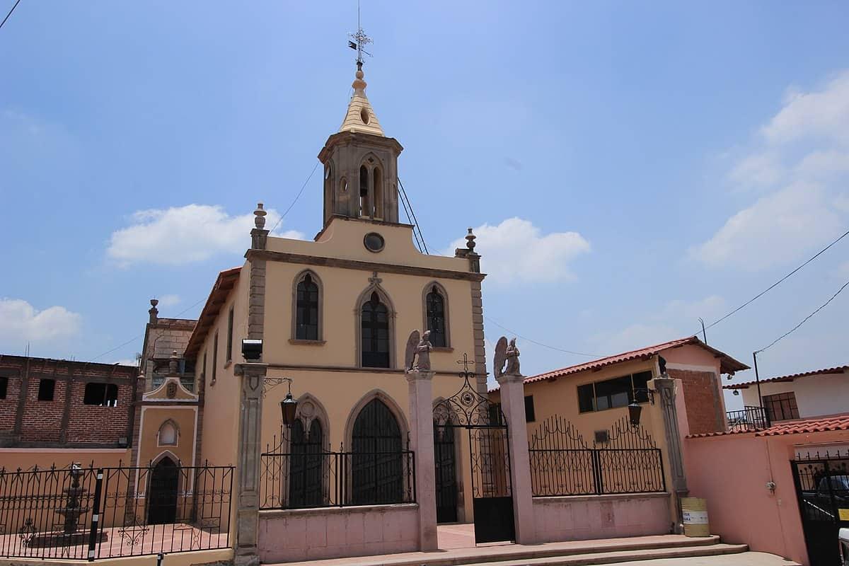 Hacienda San Jose de Mendoza. Foto: Wikimedia