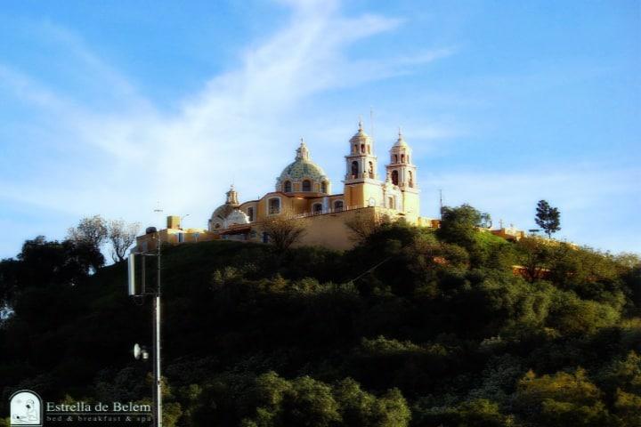 ¿Dónde hospedarse en Cholula Puebla_ 3