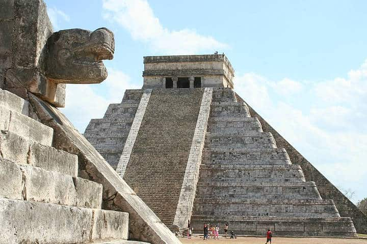 Chichen Itzá Foto Médéric
