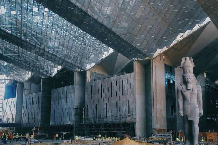Museo más grande de arqueología