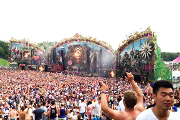 Festivales de música por el mundo