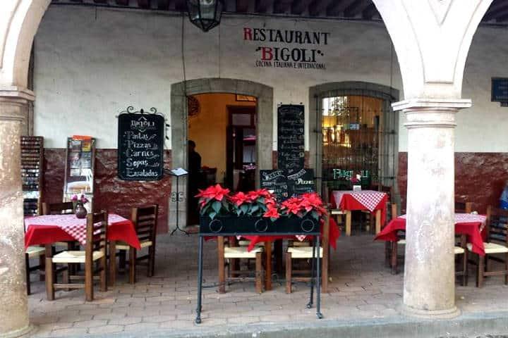 donde comer en Pátzcuaro Michoacán