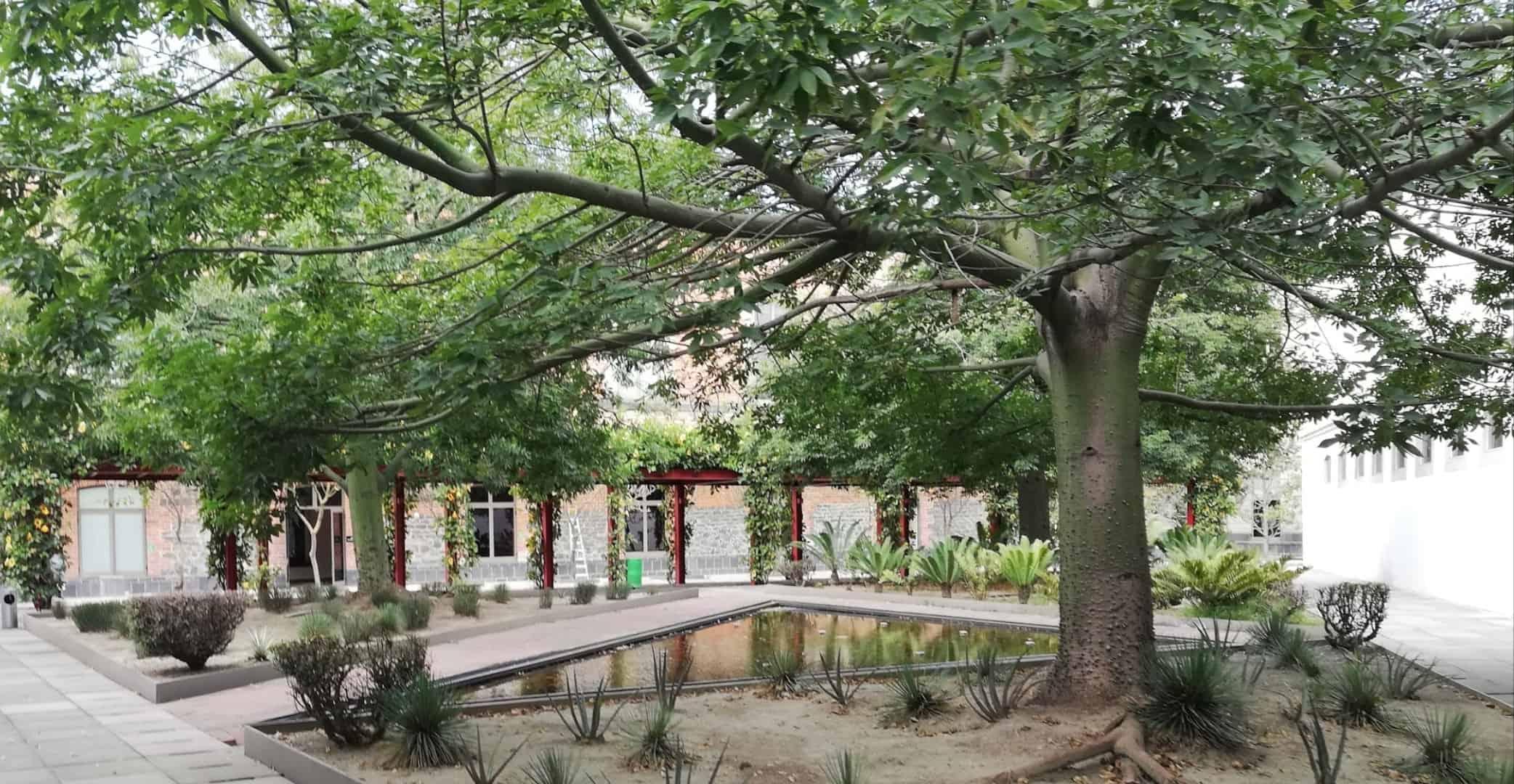 Jardines Lecumberri