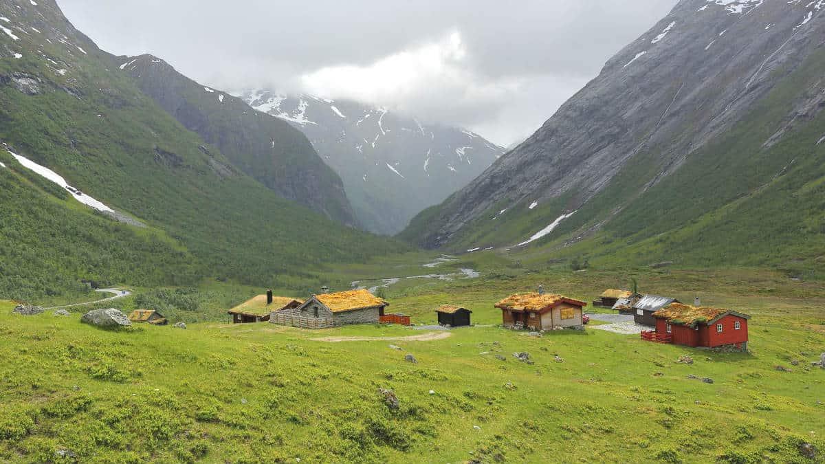 Noruega. Foto: Maksim Shutov