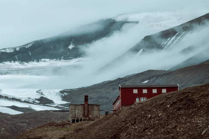 Pueblos hermosos en Noruega. Foto: Sebastian Bjune