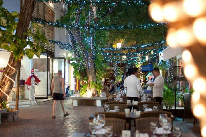 Quinta Avenida, Calle Corazon. Foto: Riviera Maya.