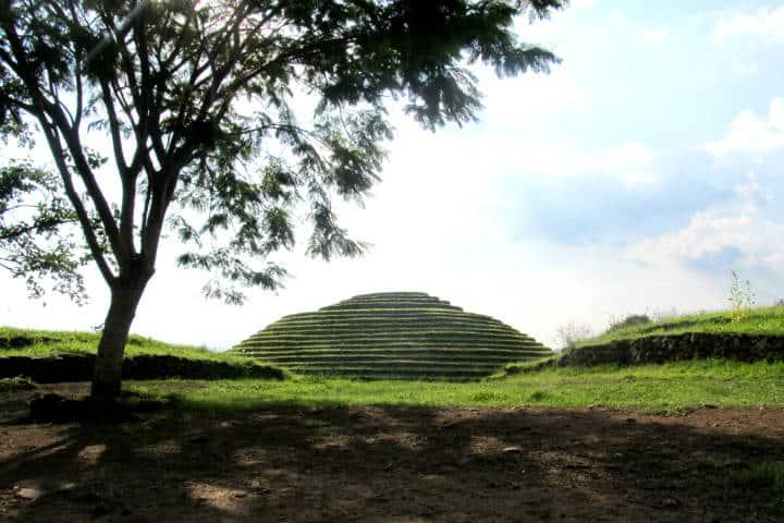 Zona arqueológica los guachimontones Foto Jesus Hinojosa