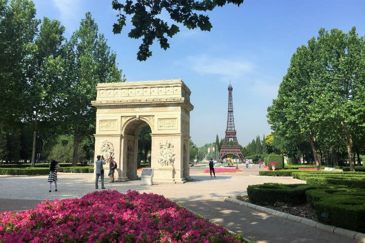 paris beijing world park