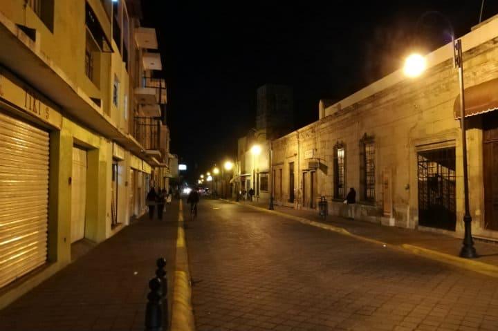 centro historico salamanca
