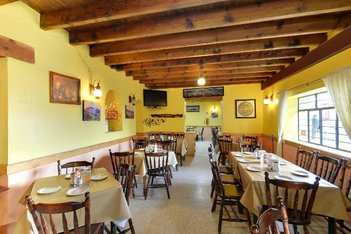 restaurante el serranillo real del monte