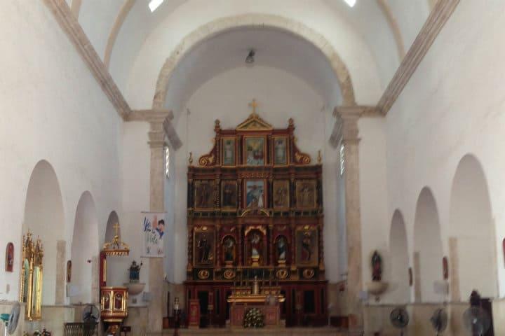 ex convento tizimín
