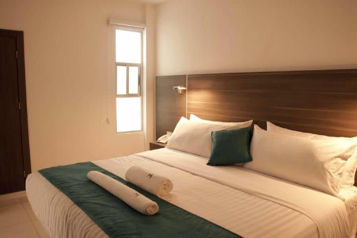 hotel ms cholula