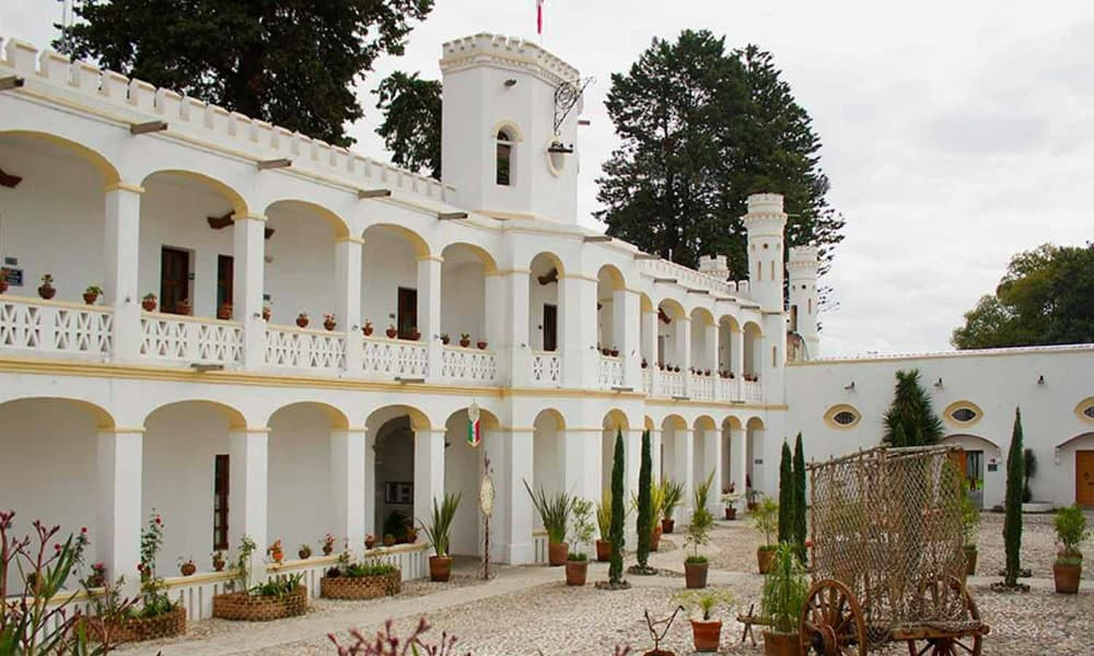 hoteles hacienda