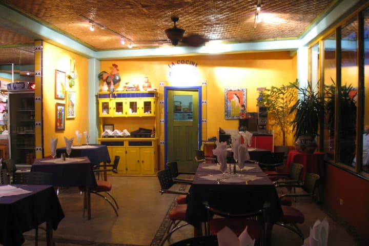 las islas restaurante loreto