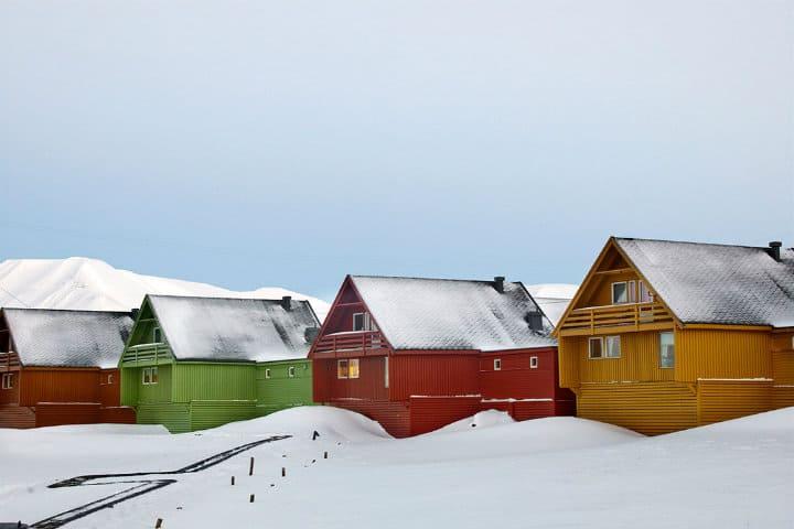 longyearbyen noruega