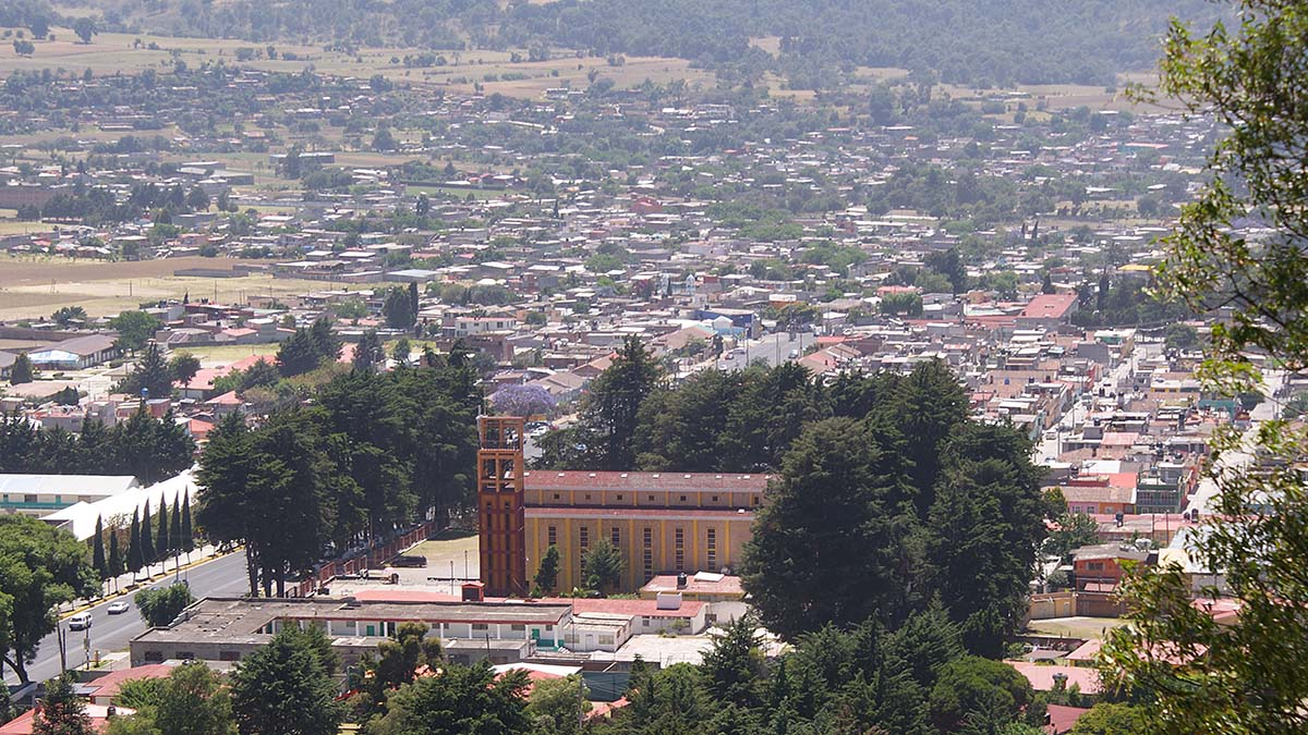 Portada Tlalmanalco. Foto. Ulises Moreno
