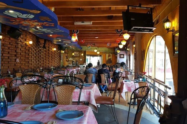 restaurante el minero real del monte