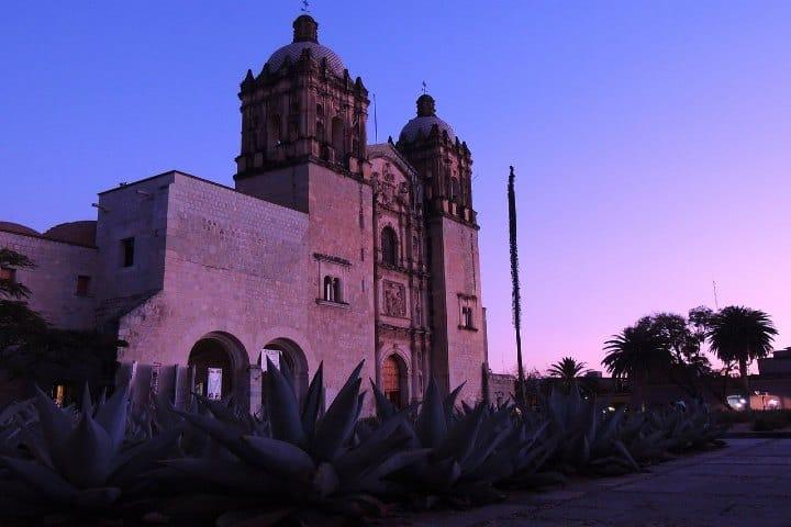 El-atardecer-en-el-Templo-de-Santo-Domingo-Oaxaca-Foto-Trip-Advisor-6