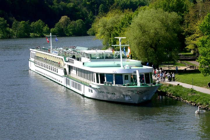 Crucero del Río Rhin Foto Cruceros Click