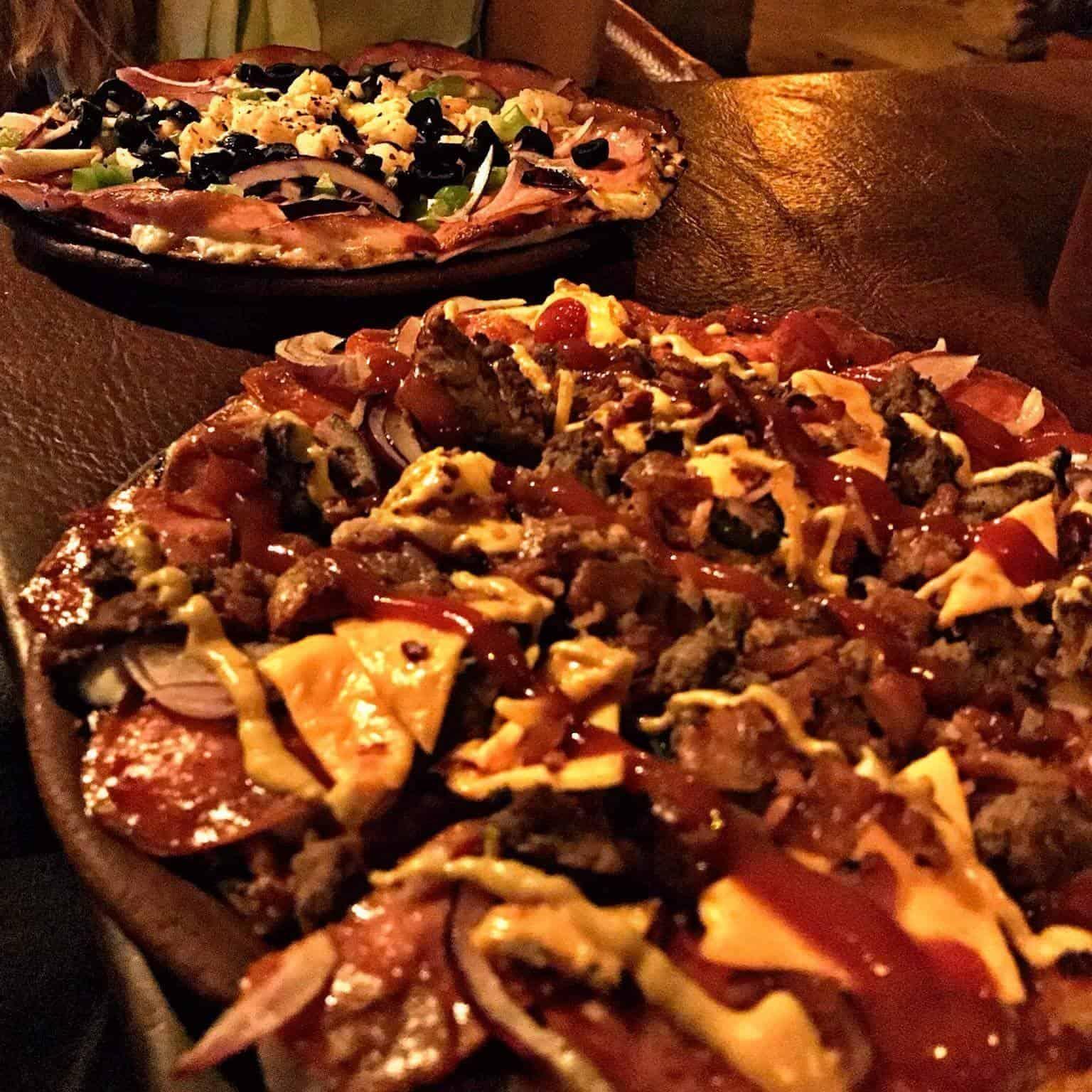 Pizza deliciosa en Comala Colima. Foto: AdoBe Pizza