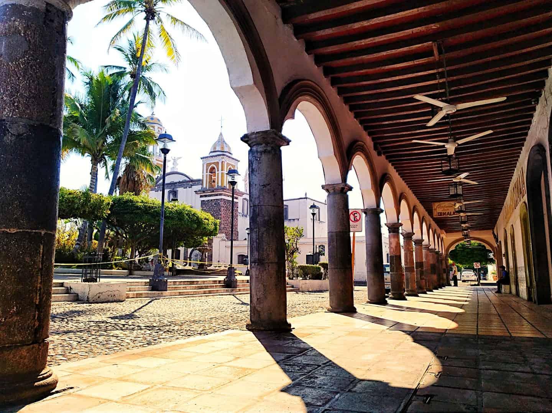 Restaurante los Portales. Foto: Alf Mendoza Fotografía