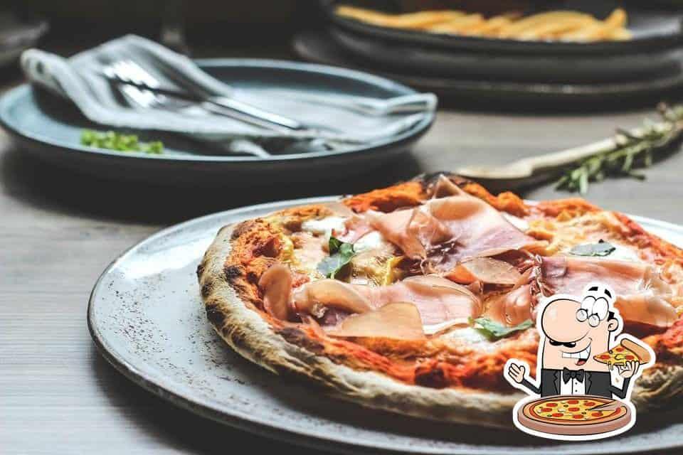 Restaurante Cenizo. Foto: Cenizo-pizza