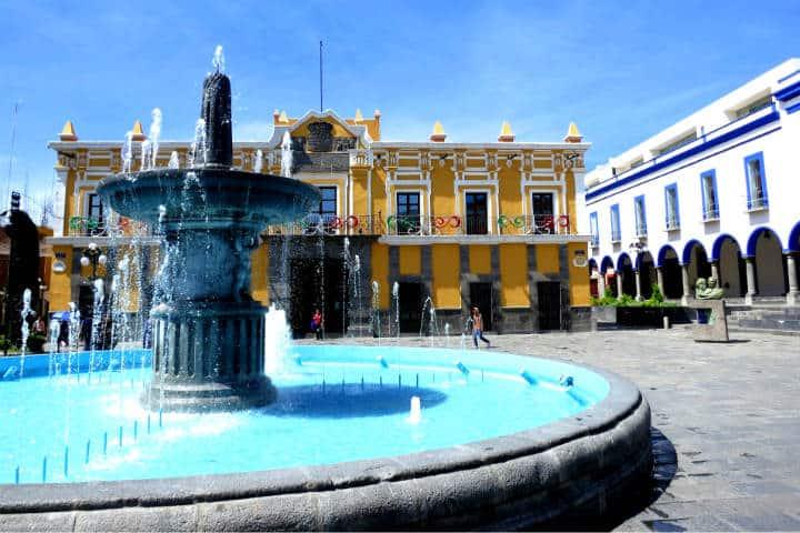 Como llegar a Cuetzalan Foto Angélica Portales