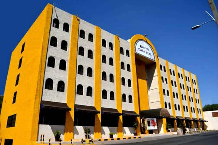 Donde hospedarse en Guadalupe Foto Hotel Casa Real