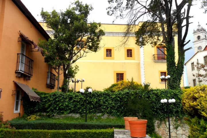 Donde hospedarse en real del monte Foto Hotel Real del Monte