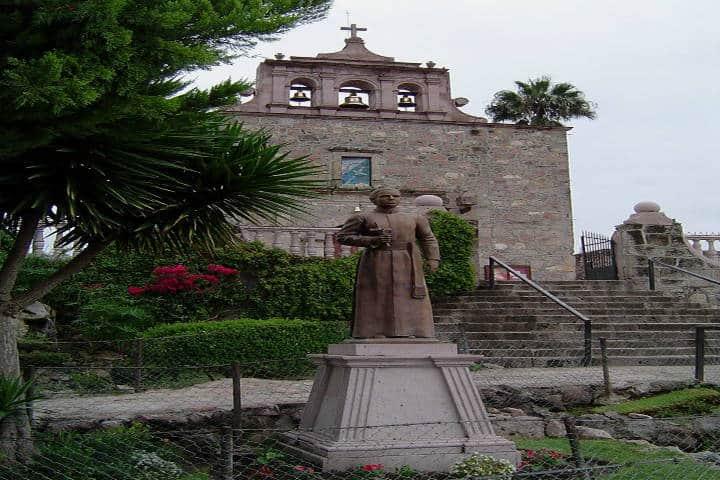 Estatua a Santo Toribio. Foto Los Altos De Jalisco