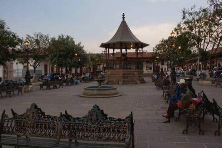 Foto Santa Clara del Cobre – Pueblo Magico