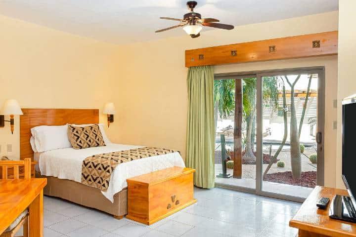 Habitación. Foto: Hotel Santa Fe