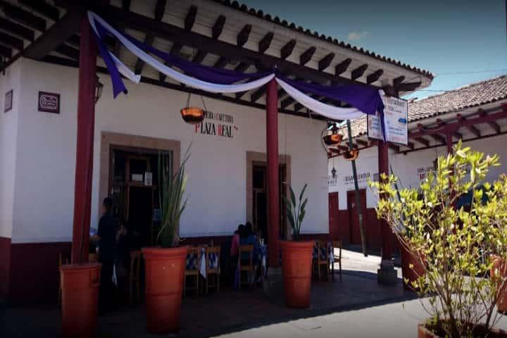 Lonchería. Foto Brenda Saenz