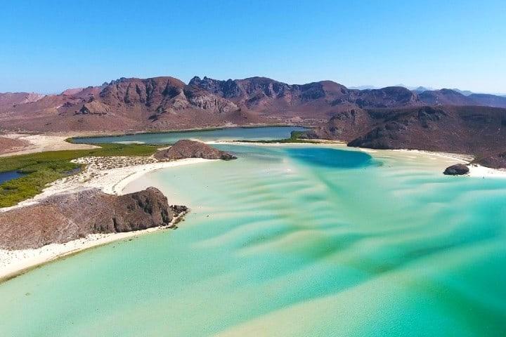 Playa Balandra. Foto: Shutterstock