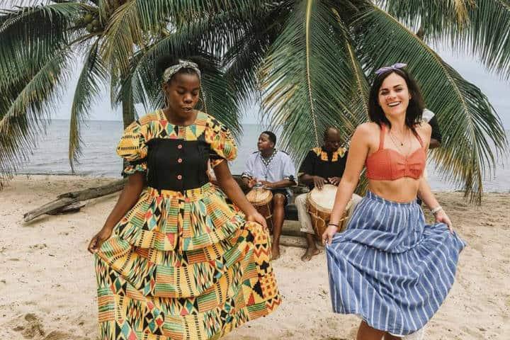 Razones para visitar Belize Foto Belize Vacation IG Lauracarmine