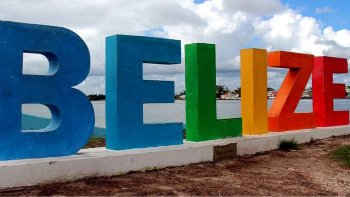 Razones para visitar Belize Foto Prayitno