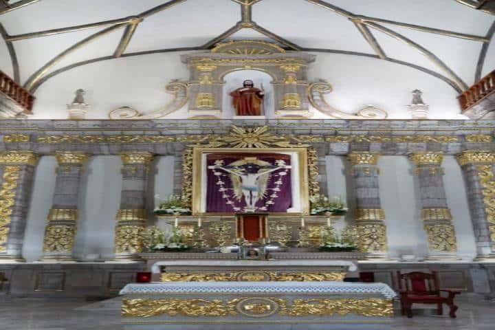 Señor de la Misericordia. Foto Parroquia de Compostela Nayarit