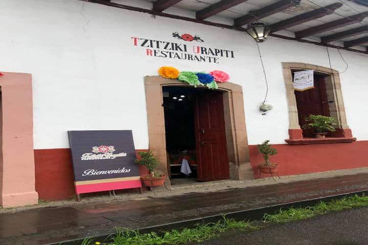 Tzitziki Urapiti. Foto Ricardo Gutierrez