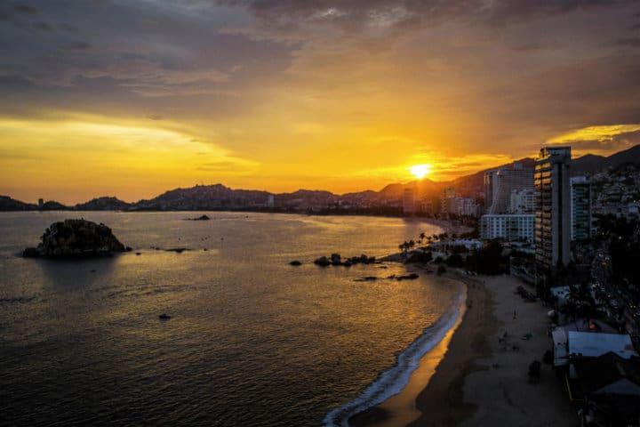 destinos más románticos acapulco