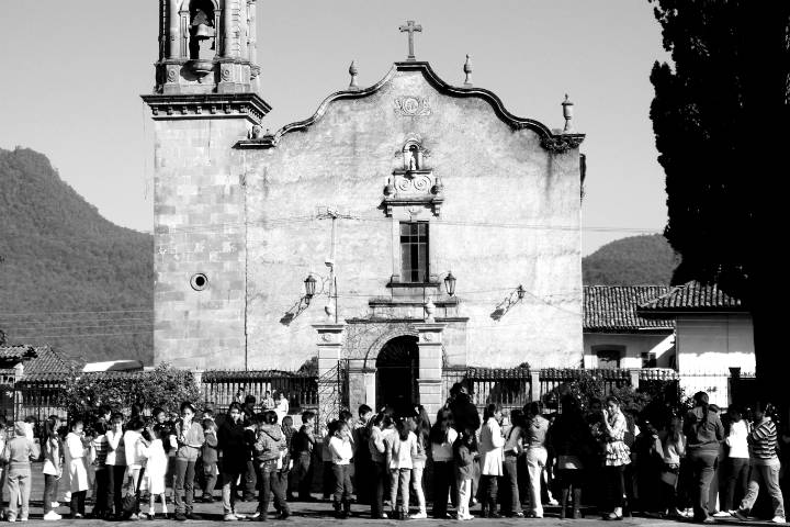 Cómo llegar a Santa Clara del Cobre Foto J. Paulo Carbajal-Borges