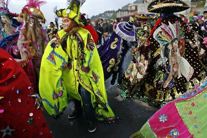 carnaval real del monte