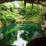 Cenote Zací, Yucatan. Foto: Archivo