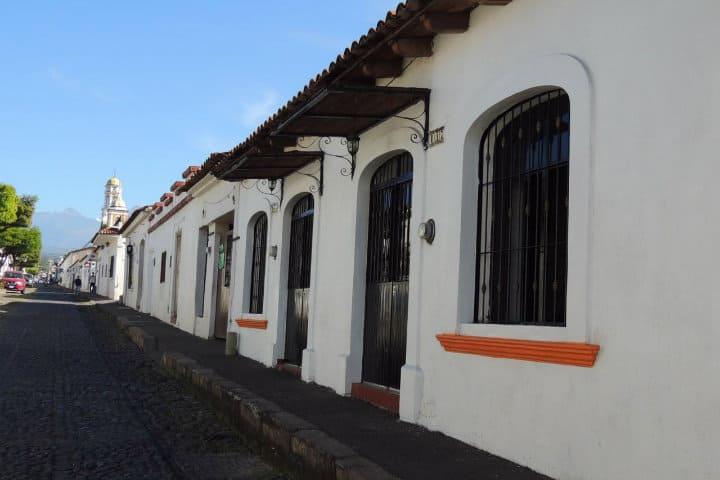 calle principal de comala