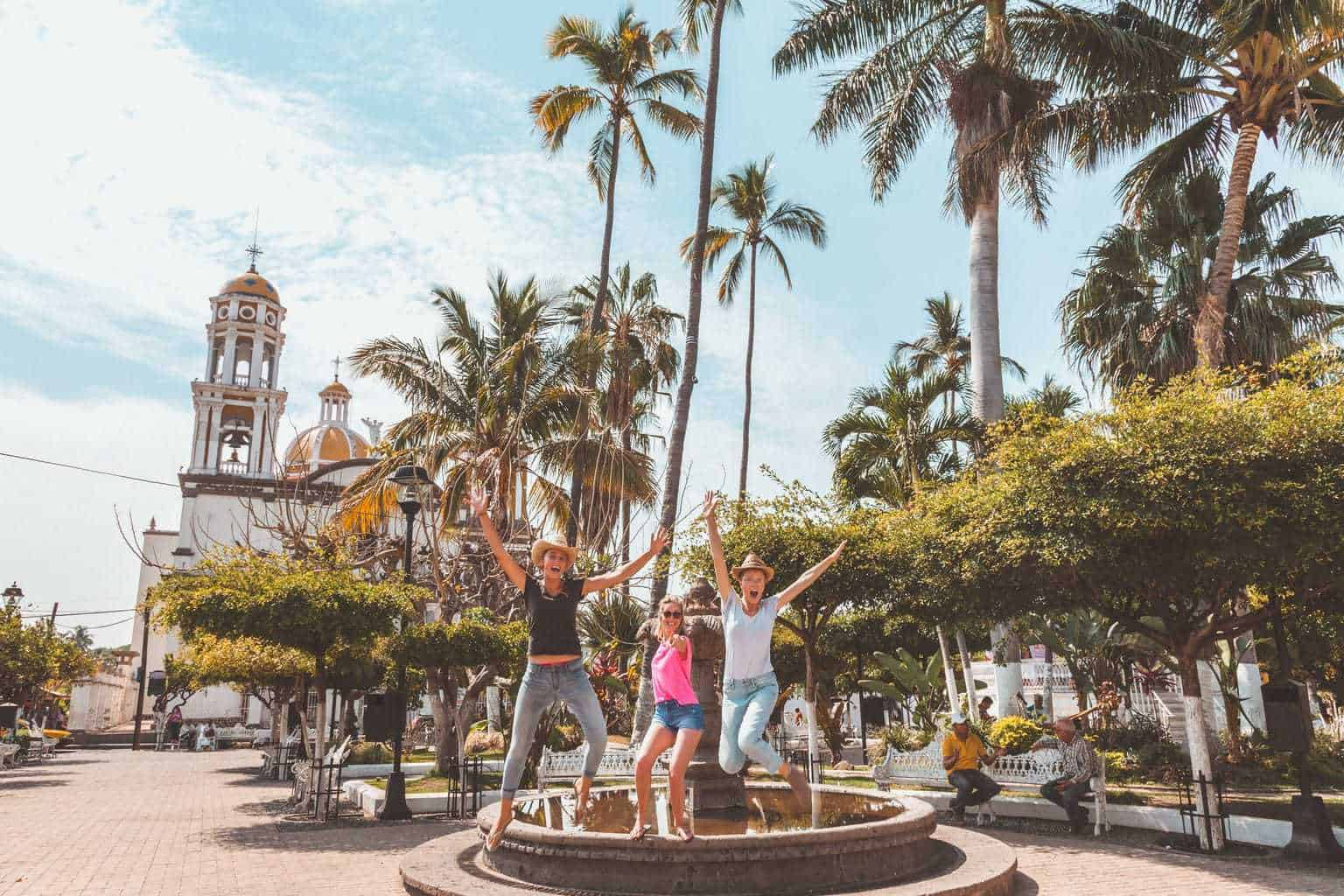 Que hacer en Comala Colima. Foto: comalapueblomagico